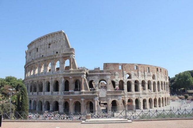 Itália, coliseu