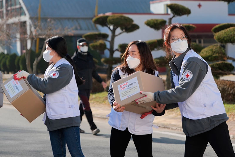 Coreia do Sul coronavírus