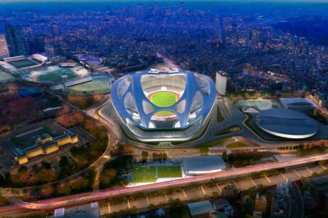 Estádio Nacional do Japão