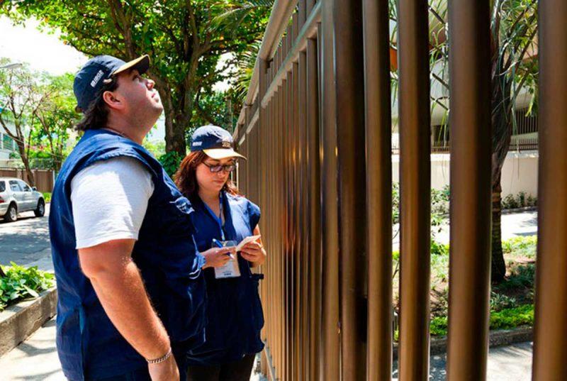 Contratados vão trabalhar na coleta de informações do Censo 2020 (Foto: Agência IBGE/Divulgação)
