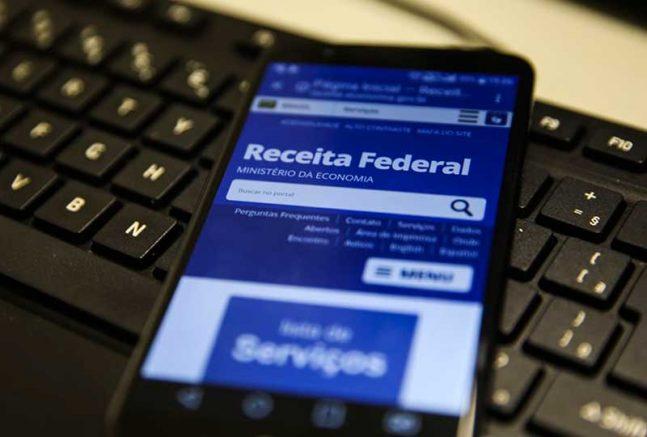 Receita disponibiliza ainda aplicativo para tablets e smartphones, que facilita a consulta às declarações do IRPF (Foto: Marcello Casal/Agência Brasil)