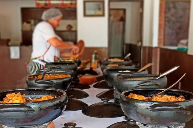Restaurantes na crise do coronavírus
