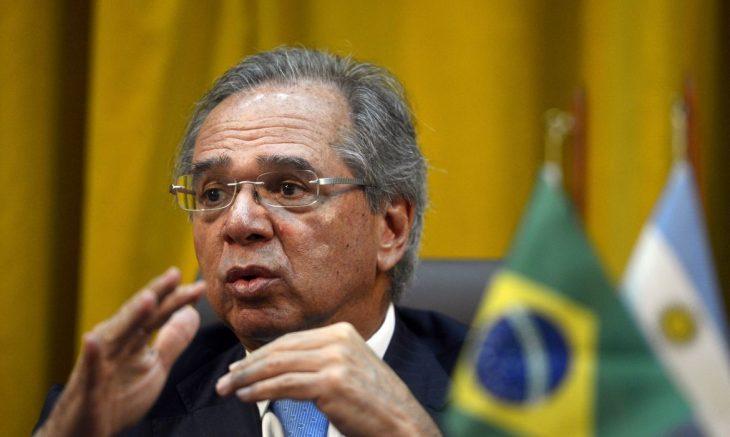 Paulo Guedes defende que beneficiados por incentivos devem passar a pagar mais impostos (Foto: Tânia Rêgo/Agência Brasil)