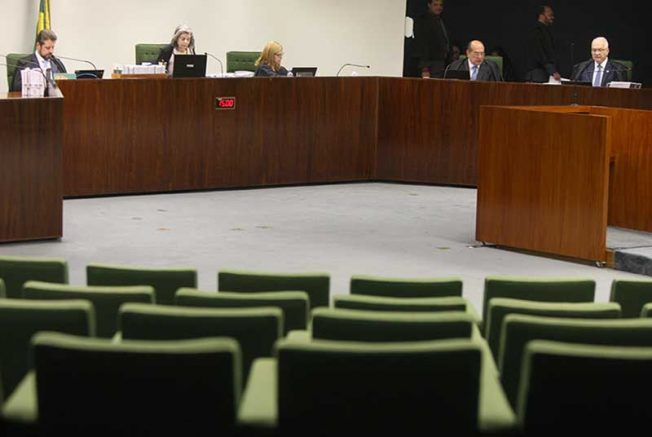 Advogados dizem que o meio limita a argumentação em alguns casos (Foto: Nelson Jr./Agência STF)
