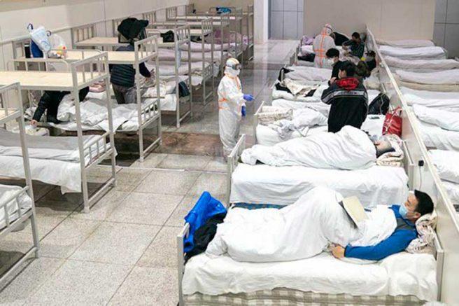 OMS teme a reação dos países à declaração de pandemia do coronavírus (Foto: Governo da China/Divulgação)