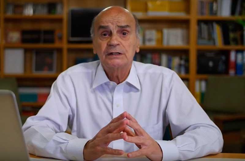 Drauzio Varella disse que desconhecia o motivo da condenação de sua entrevistada (Foto: YouTube/Reprodução)