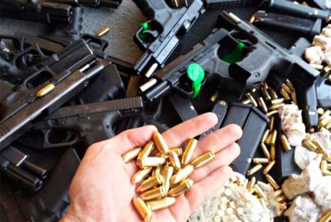 Sem registro, torna-se mais difícil rastrear o comprador de munições desviadas ou usadas em crimes (Foto: Foto: Polícia Rodoviária Federal/Fotos Públicas)
