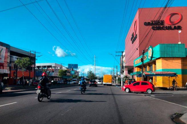 Avenida Grande Circular Manaus
