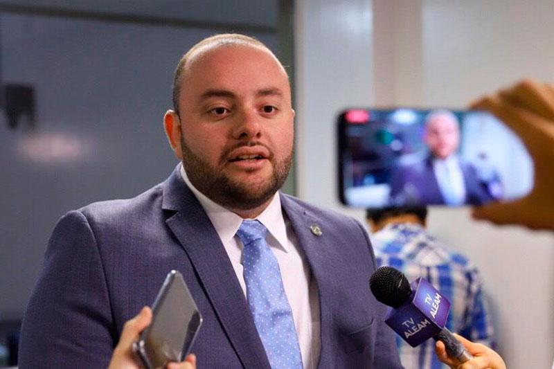Deputado estadual Fausto Jr