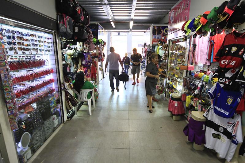 Galeria popular em Manaus
