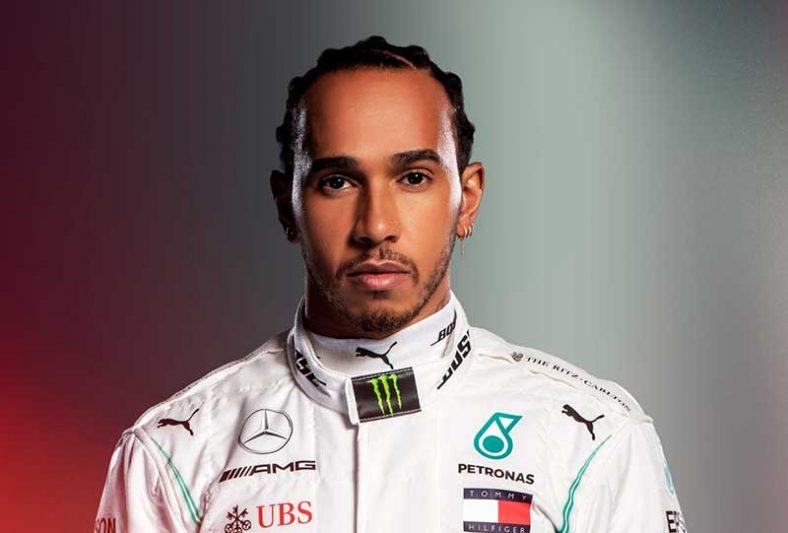 O contrato de Lewis Hamiton com a Mercedes termina no fim de 2020 (Foto: Divulgação)