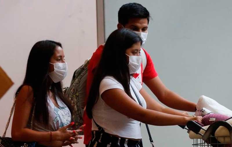 Governo do Mato Grosso determina que todas as pessoas utilizem máscaras em ambientes públicos e privados (Foto: Fernando Frazão/Agência Brasil)