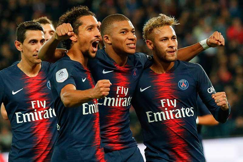 PSG conquistou o seu sétimo título nacional nas últimas oito temporada (Foto:: C.Gavelle/PSG/Fotos Publicas)