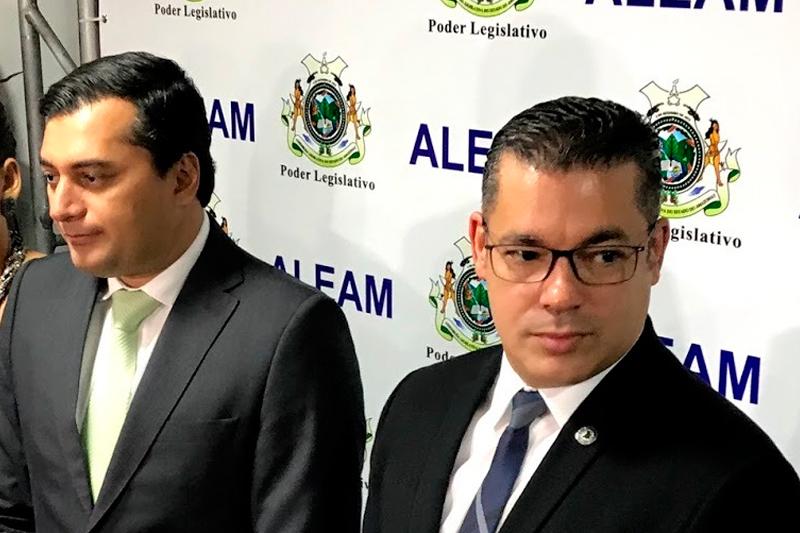 Wilson Lima e Josué Neto