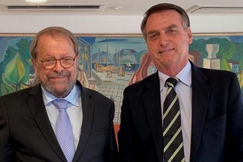 'Não dá mais', diz Carlos Vereza sobre apoio ao presidente Bolsonaro
