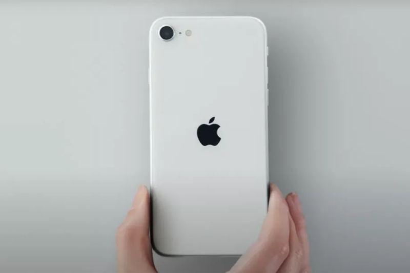Smartphone estará disponível no Brasil em breve (Foto: Apple/Divulgação)