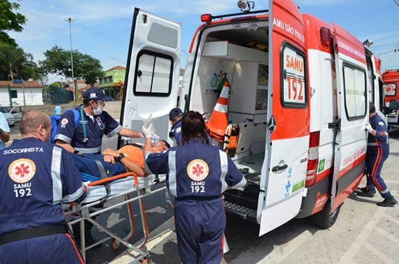 Dez médicos das equipes de SAV do Samu de São Paulo ganharam a atribuição extra de atestar as mortes naturais (Foto: Edson Hatakeyama/Prefeitura de São Paulo)