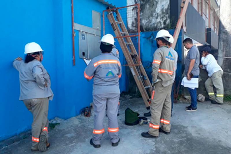 Equipe da Amazonas Energia
