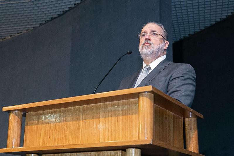 Augusto Aras, procurador geral da República