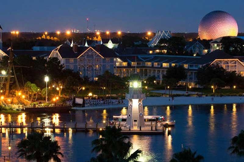 Todo o complexo de entretenimento da Disney está fechado nos Estados Unidos (Foto: Divulgação)
