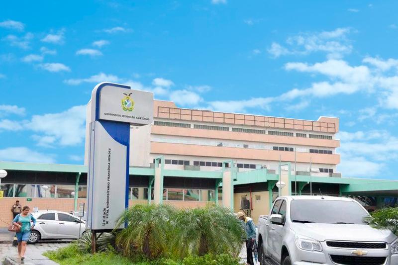 Hospital Universitário Francisca Mendes