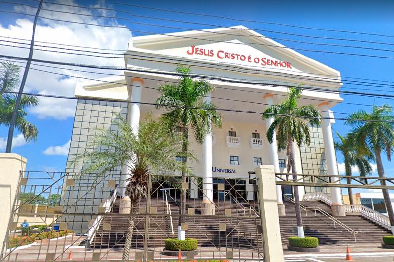 Templo da Igreja Universal do Reino de Deus em Manaus