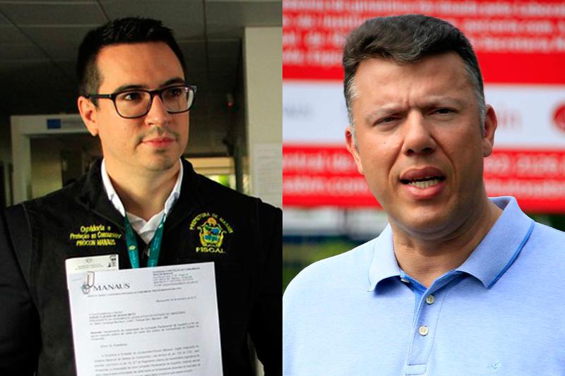 Rodrigo Guedes e João Carlos Mello