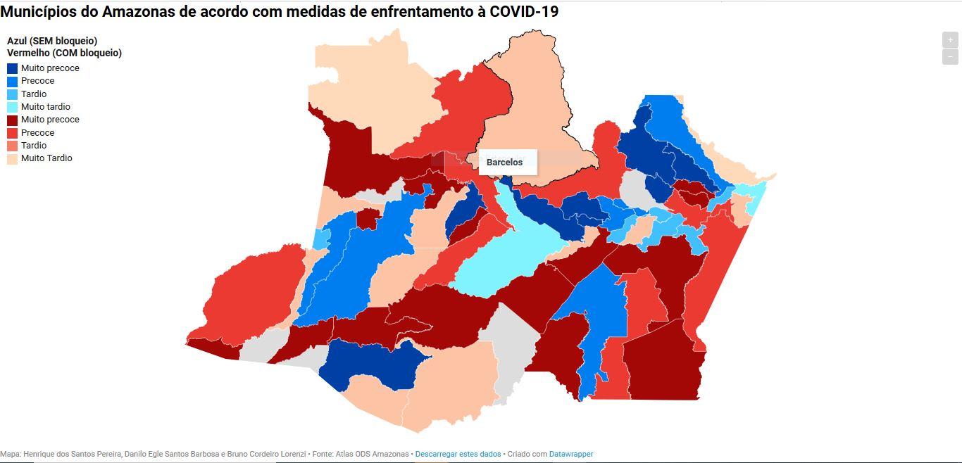 bloqueio municipios covid-19