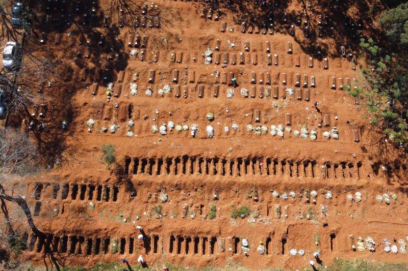 Cemitério de Vila Formosa SP