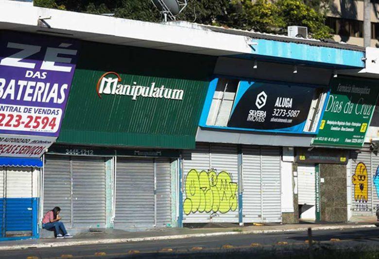 No mês passado, foram registrados 75 pedidos de falência (Foto: Marcelo Casal/Agência Brasil)