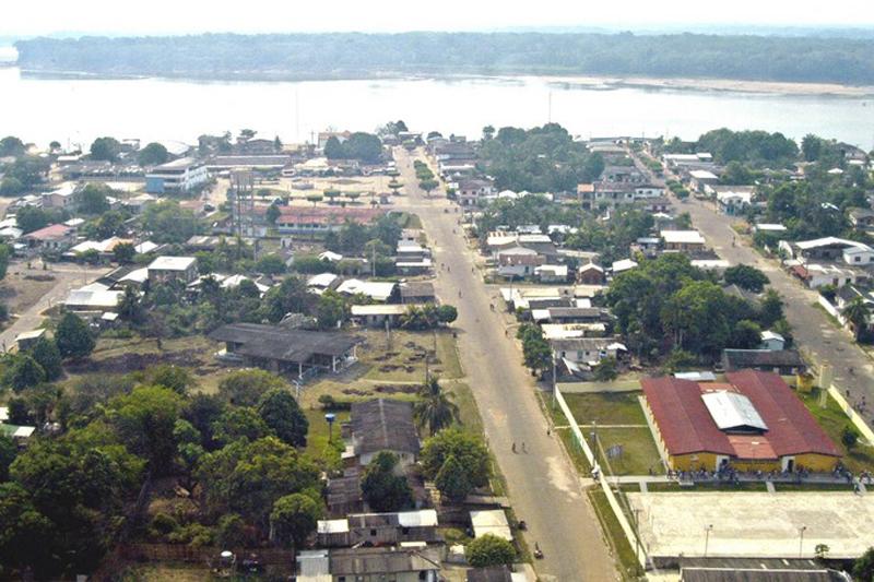 Novo Aripuanã Amazonas fonte: amazonasatual.com.br