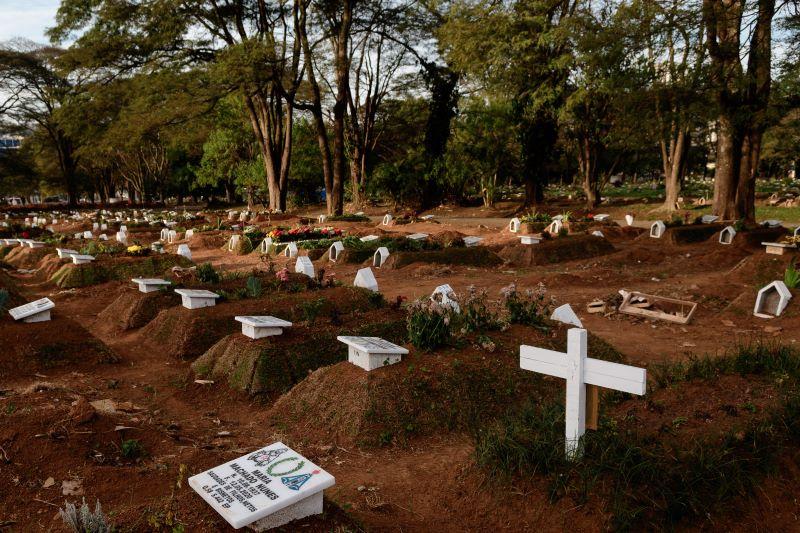 Cemitério de Vila Formosa, São Paulo