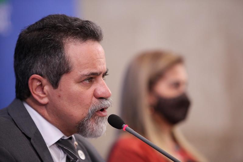 Élcio Franco, Ministério da Saúde
