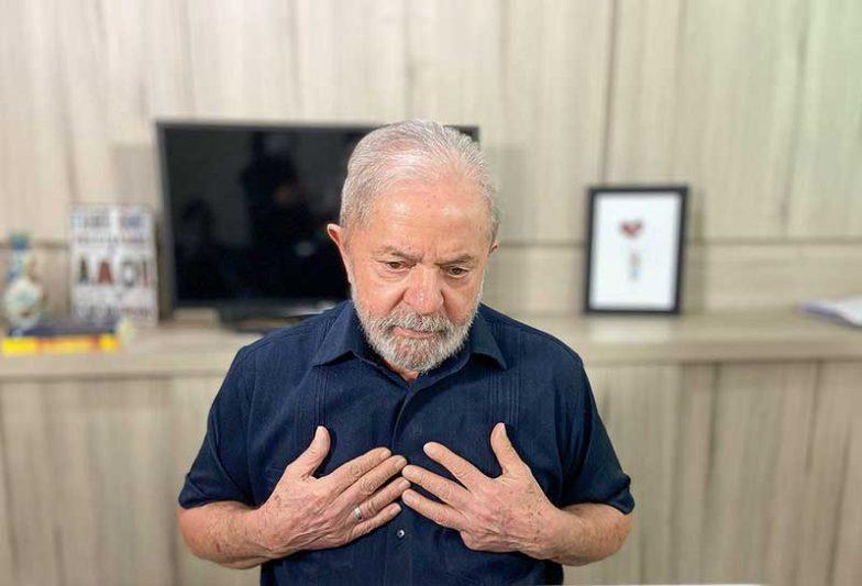 Lula tem dito que os dois ex-presidentes não são democratas (Foto: Ricardo Stuckert/Fotos Públicas)