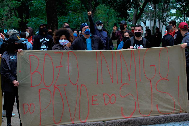 manifestação 31 de maio