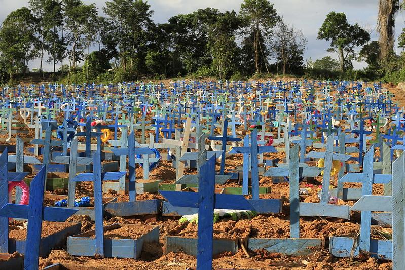 Cemitério Nossa Senhora Aparecida, Manaus