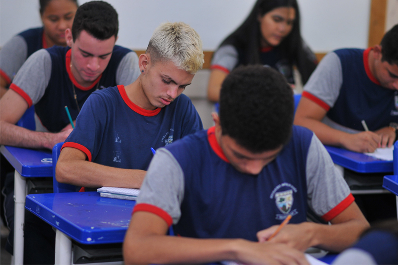aulas estudantes