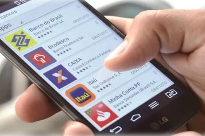 aplicativos de bancos