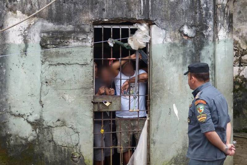 cadeia em tefé