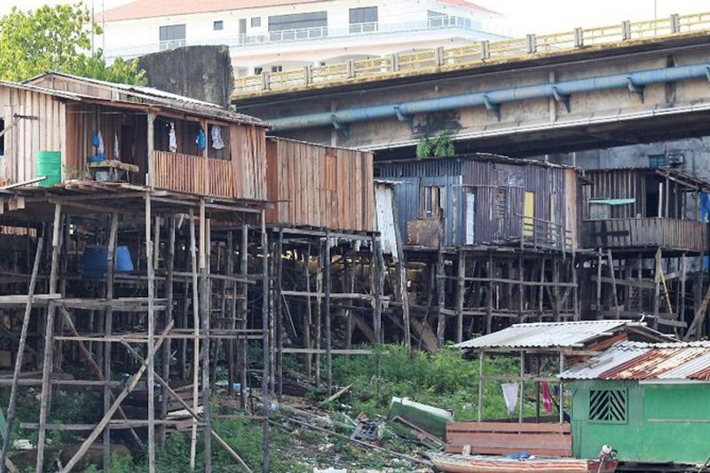 favelas em manaus