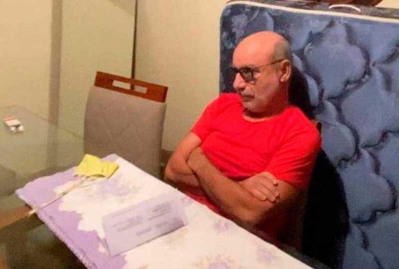 Fabrício Queiroz pretendia sair do país com ajuda de miliciano, diz promotoria (Foto: Facebook/Reprodução)