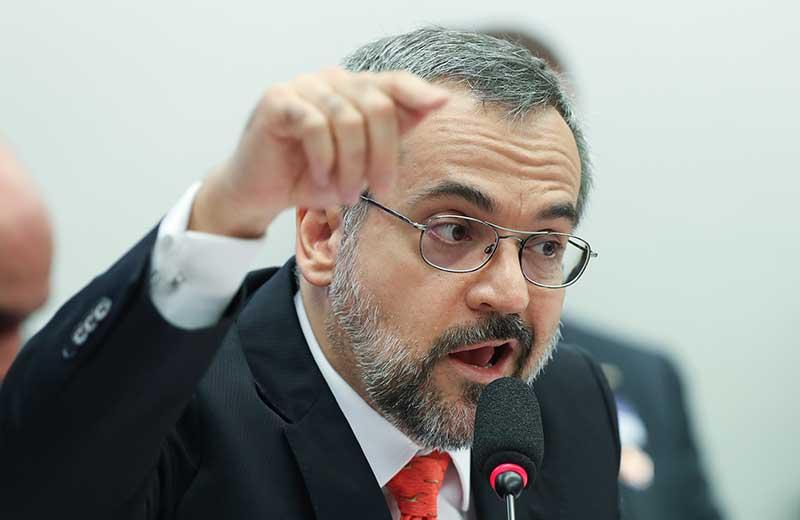 Abraham Weintraub se disse ofendido por estar sendo investigado por racismo (Foto Lula Marques/Fotos Públicas)