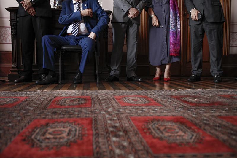 ex-presidentes do TJAM
