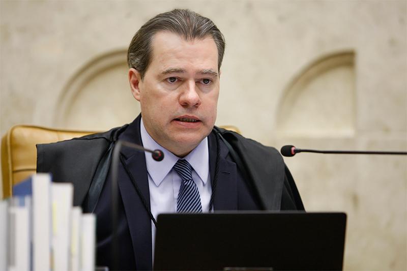 Dias Toffoli, presidente do STF