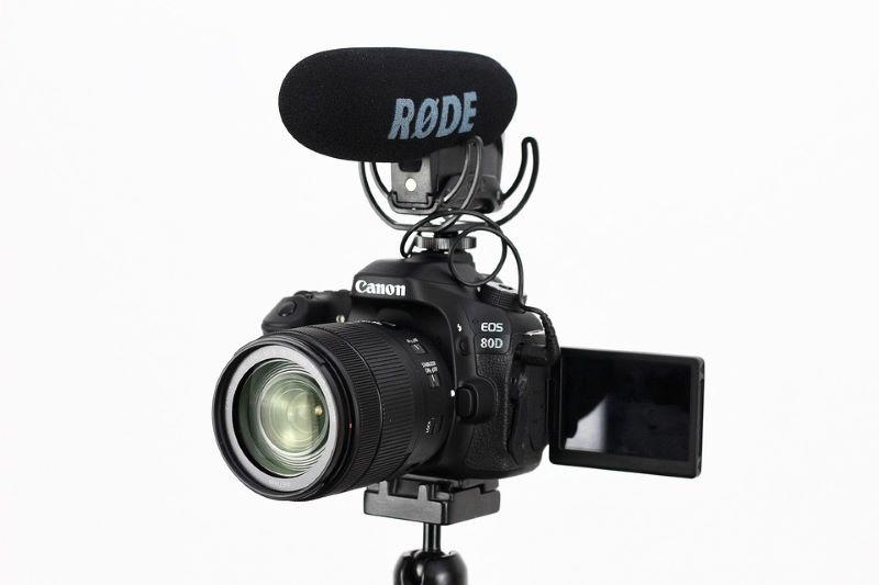 Câmera transmissão ao vivo live
