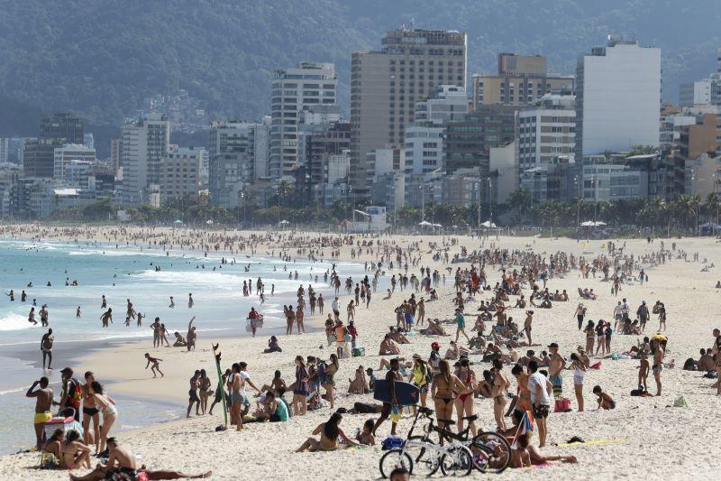 Praia de Ipanema RJ