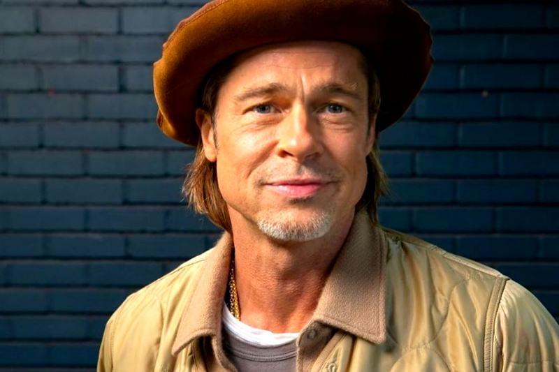 Brad Pitt viverá assassino de aluguem em 'Bullet Train' (Foto: Reprodução/Instagram)