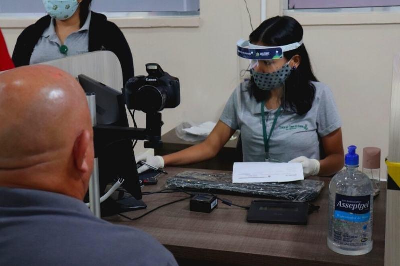 Detran-AM abre agendamento eletrônico para 12 municípios do interior do estado (Foto: Divulgação/Detran-AM)