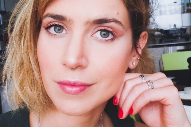 Atriz Mel Lisboa ficou nos trending topics do Twitter após polêmica com professora de sua filha (Foto: Reprodução/Instagram)