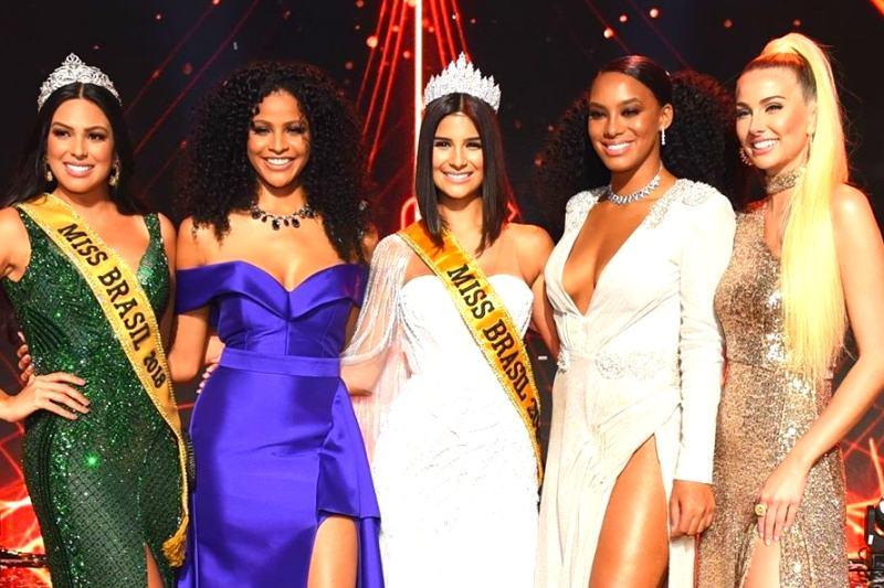 Miss Brasil 2020 será definida por indicação. Uma comissão de jurados vai escolher uma entre as atuais misses brasileiras (Foto: Reprodução/Instagram)